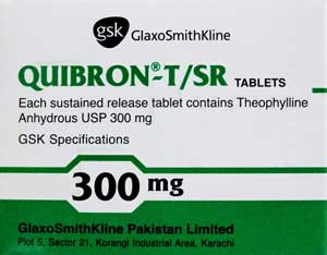 Quibron-T/SR (Theophylline)